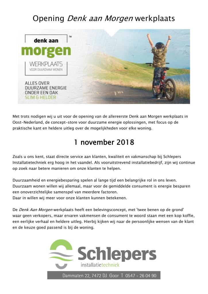 Opening 1 november 2018 xl-1