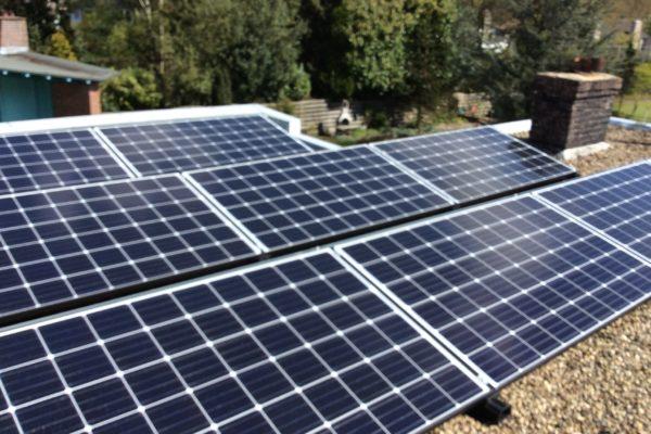 Saldering zonnepanelen