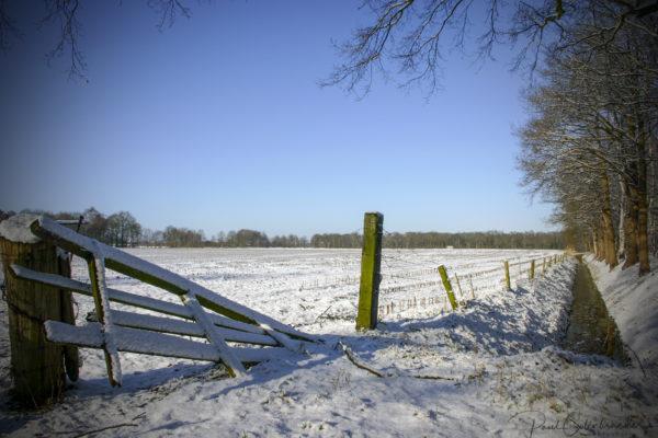 De winter komt er weer aan…